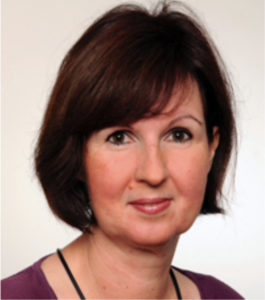 Leiterin Silvia Kalotschke